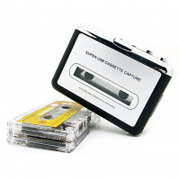 Portable Tape to PC Super Cassette To MP3 Digital Player