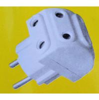 5-slot divider socket