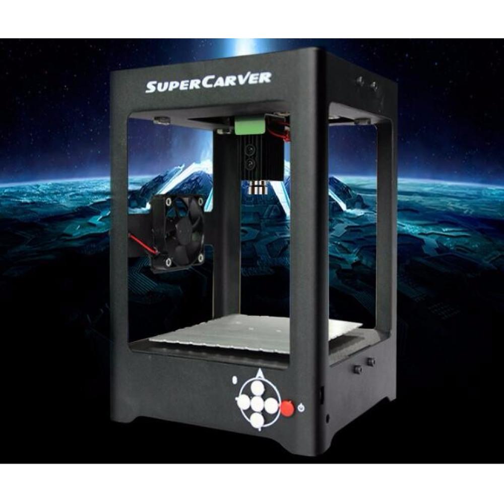 Lāzera gravēšanas iekārta Super Carver