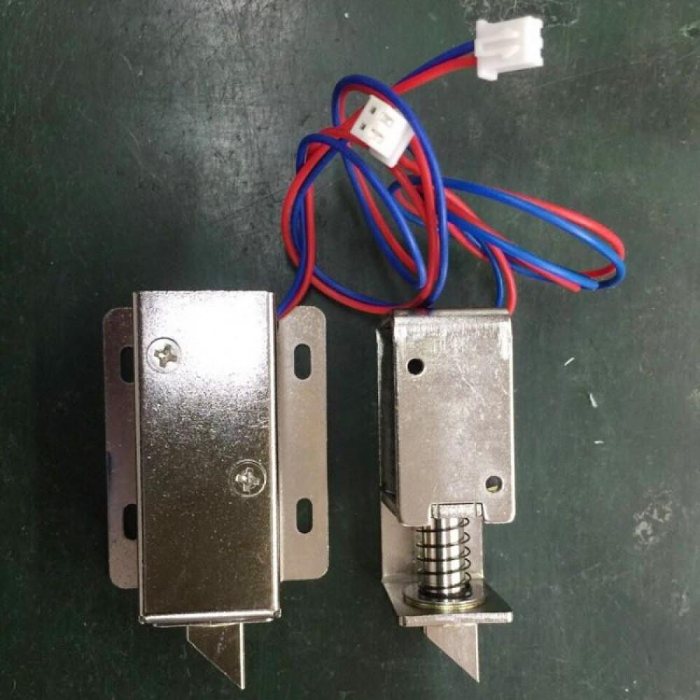 Elektro-mehaniskā slēdzene ar tālvadības pulti