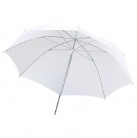 Flash Diffuser Translucent Soft Light White Umbrella