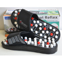 Foot Reflex Massage slippers