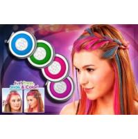 Matu krāsošanas krītiņi Hot Huez Hair