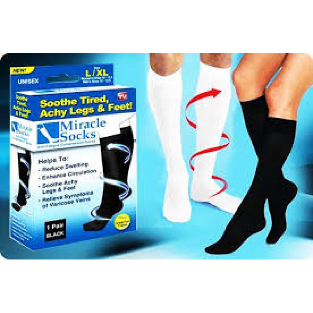 Kompresijas zeķes Miracle Socks