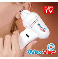 WaxVac Ear Cleaning Device