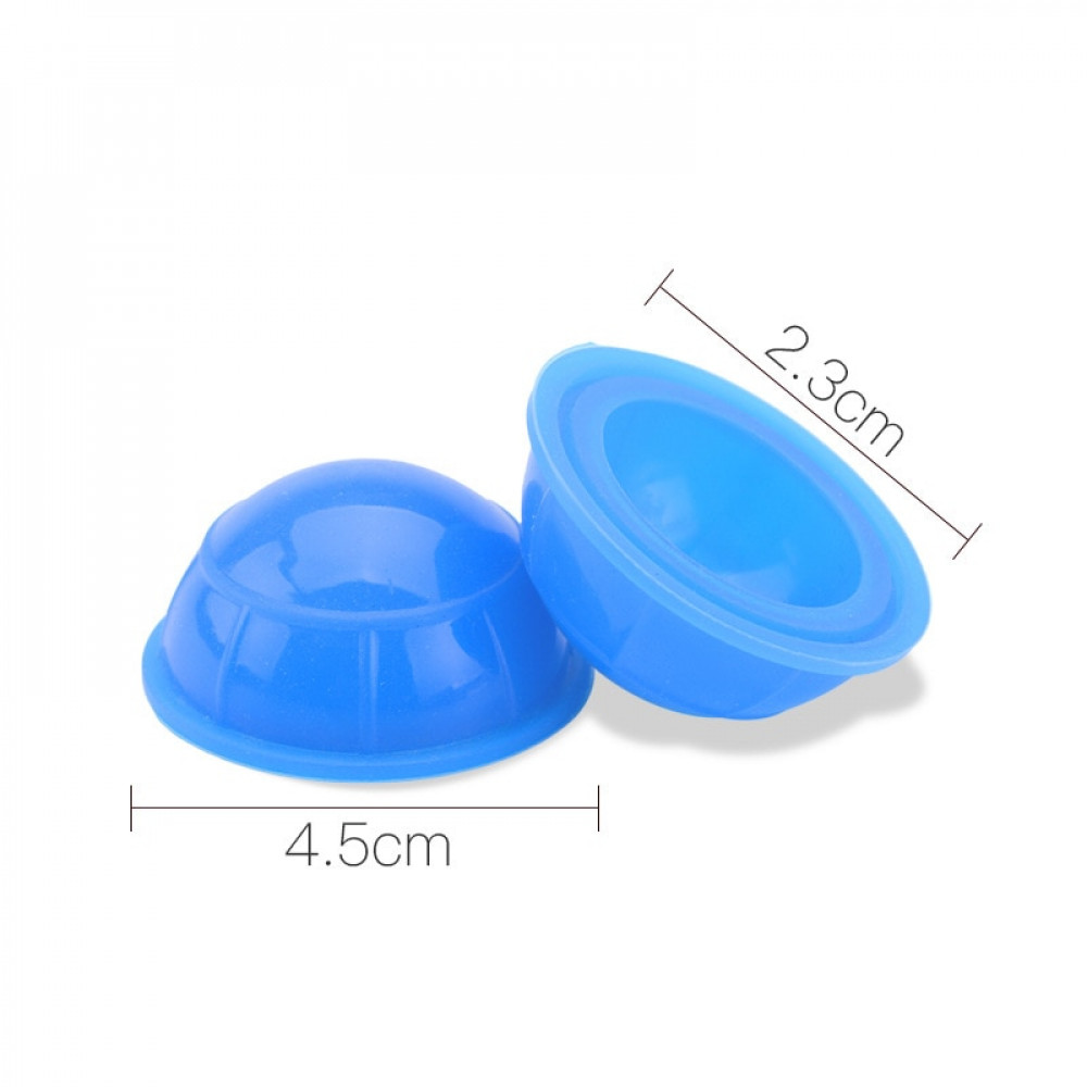 Silicone Rubber Massage Relaxation Suction Cupping Therapy Set of 4 or 12Pcs Cups