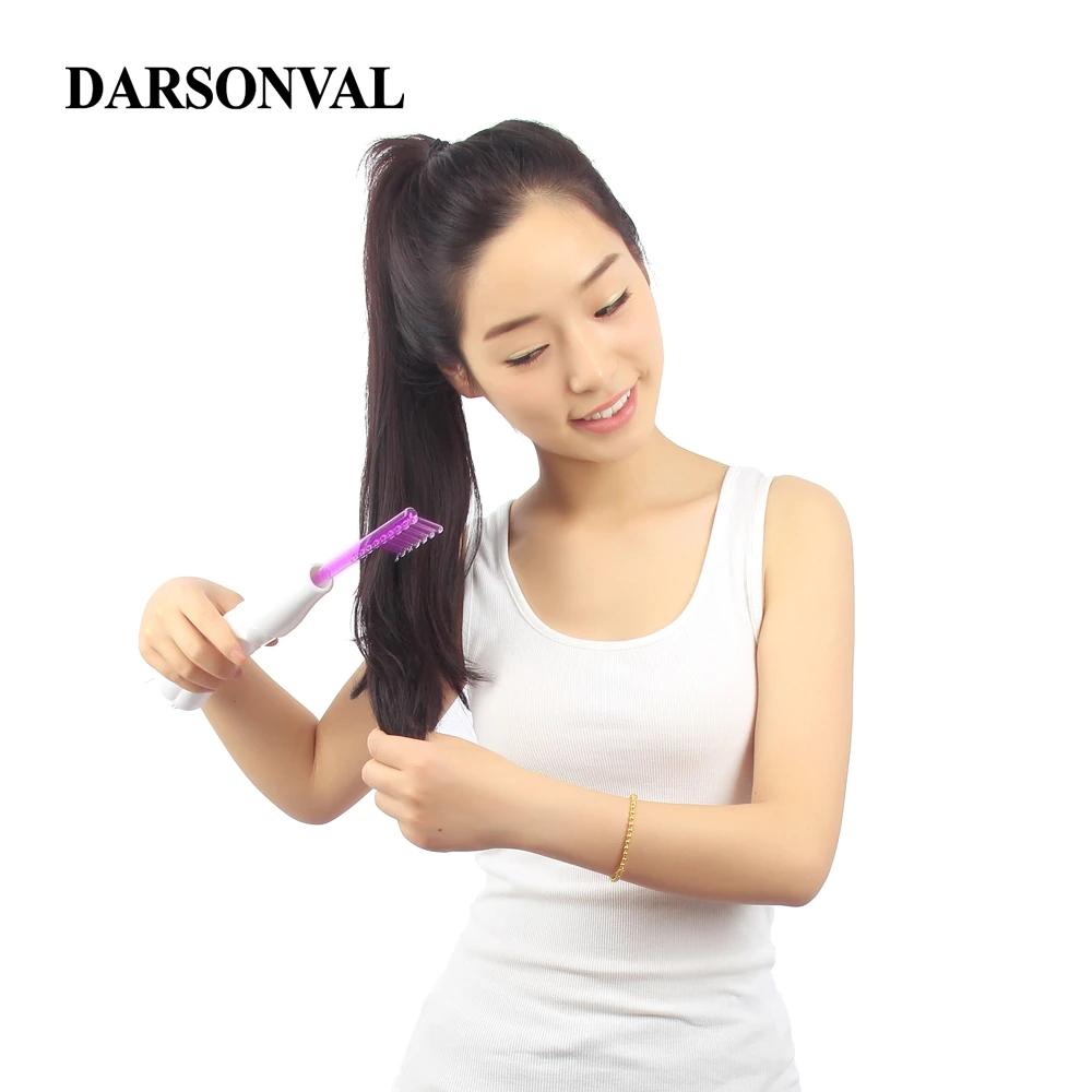 Darsonval Purple Comb Electrode