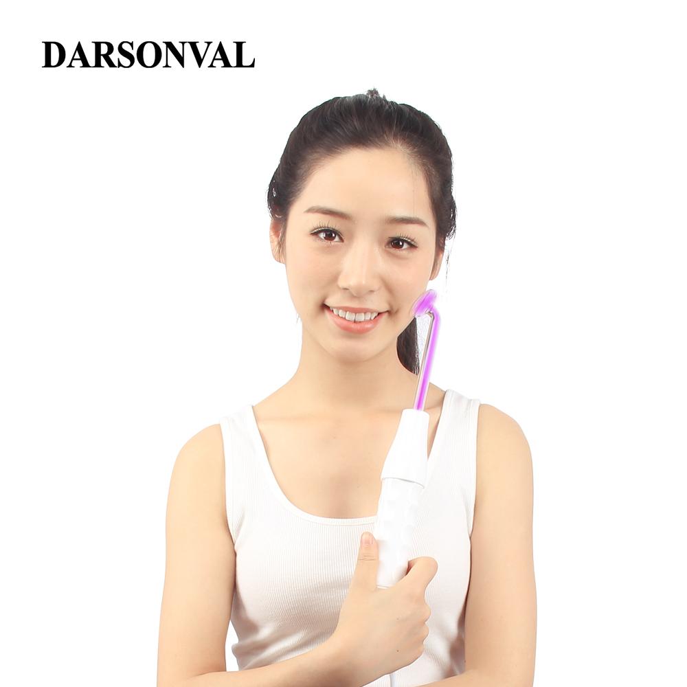 Darsonval Mushroom Purple Electrode