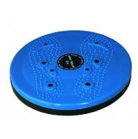 Waisttwisting massage disc