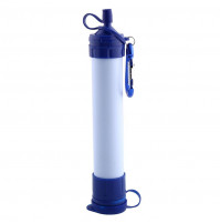 Pocket Purifying Water Filter - For Travel, Camping, Survival