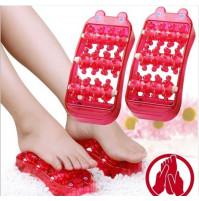Plastic Massage Roller - Foot Massager Relieve Plantar Fasciitis