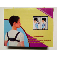 "Posture corrector with vibrating detectors ""Posture Support"""