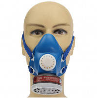 Self-priming Filter Antivirus Protect Mask
