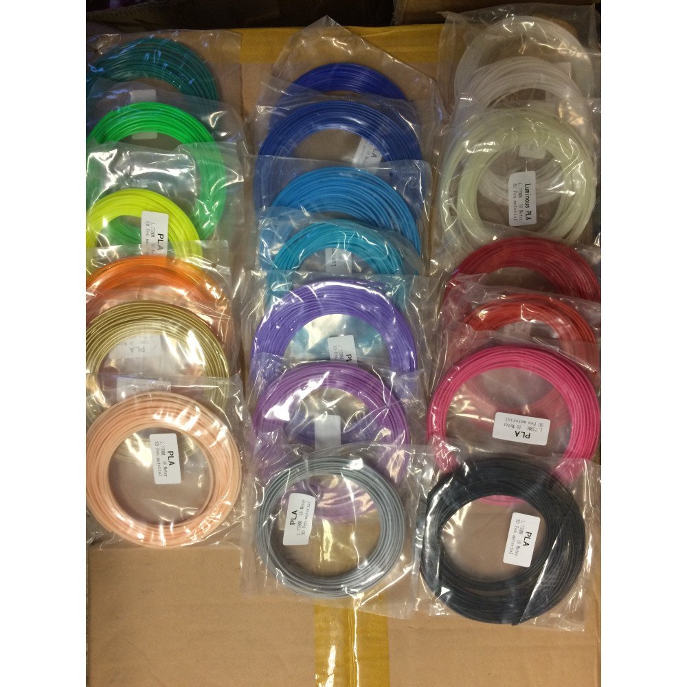 3D Printer Filament for Printing Pen (choose your color)