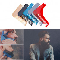 Beard Shaper Template Comb
