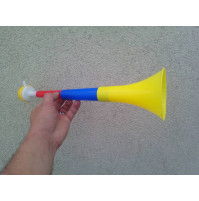 Folding  Hunter air horn, fan tube, pipe