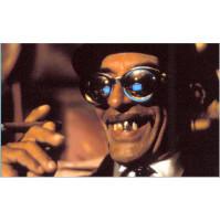 Stīlīgs aksesuārs zobiem - zelta zobu uzlika Grillz