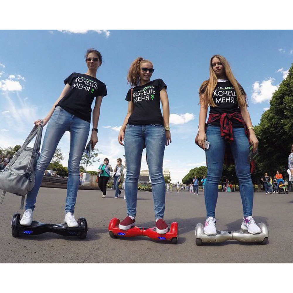 Mini Segway Hoverboard for Rent in Riga