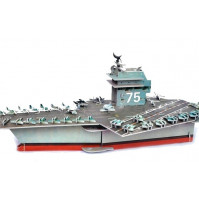 Aircraft carrier 3D puzle PUZZLE