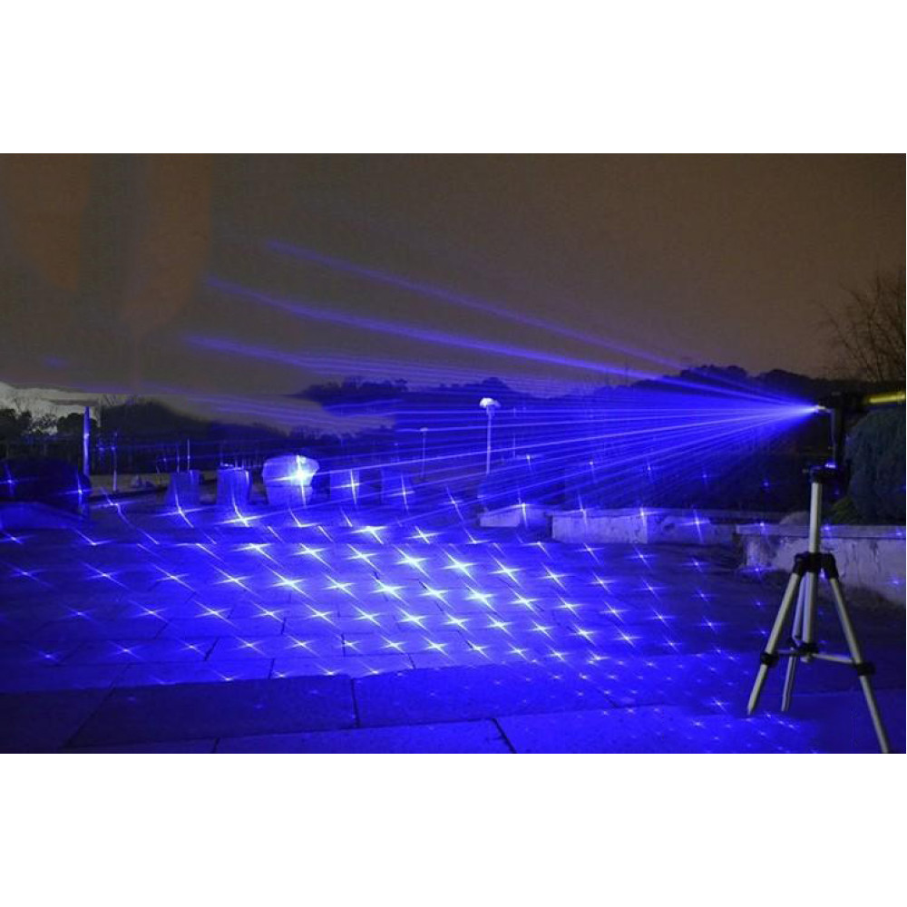 Blue Power laser pointer