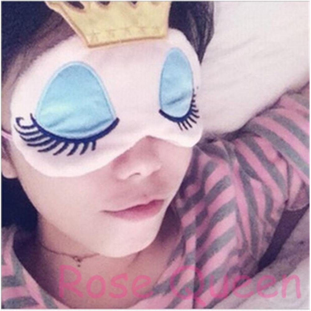 Stilīga gulēšanas maska
