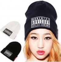Stīlīga Hip-Hop cepure Thug Life / Parental Advisory Explicit Content / MEOW