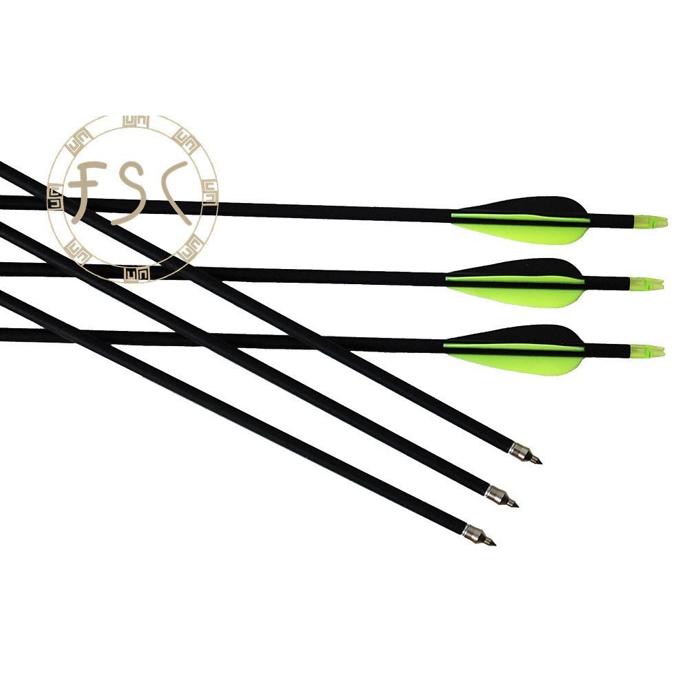 Archery arrows set 10 pcs
