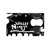 Survival card Wallet Ninja