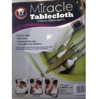 Magic tablecloth nepiesarņojošais galdauts