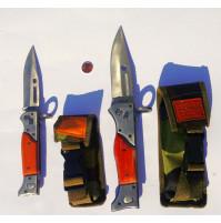 Saliekamais nazis AK-47 PSRS, asmeņa garums 12 cm, L