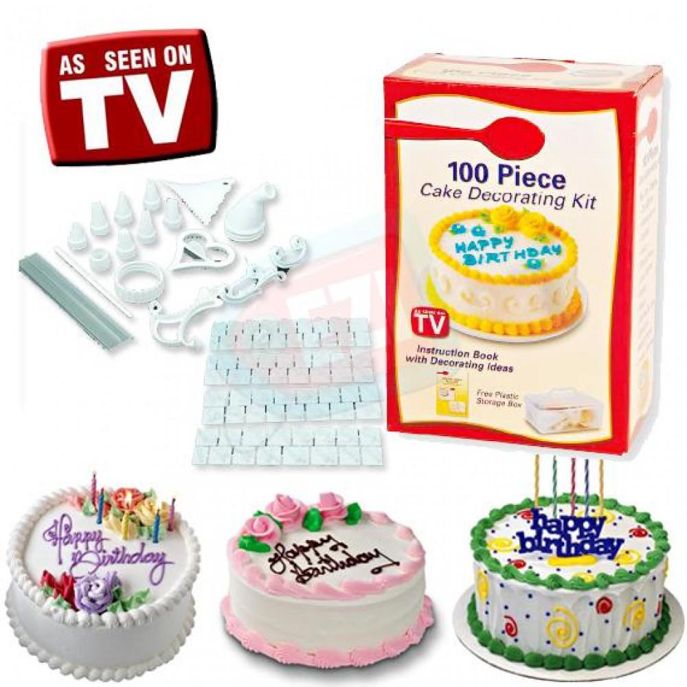 Cake decoration kit Decorator's Delight