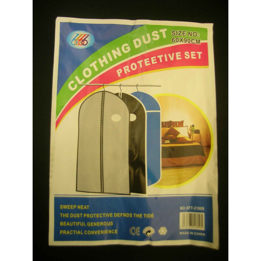 Clothing Dust Cover Set