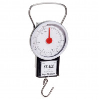 Mini Scale with Tape Measure