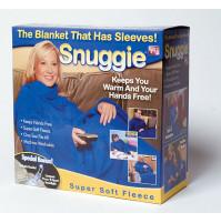 Snuggie - Плед с рукавами Snuggie для детей и взрослых