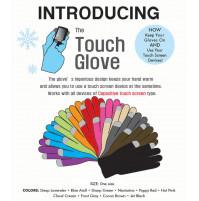 Cimdi skārienjūtīgam ekrānam Touch Glove