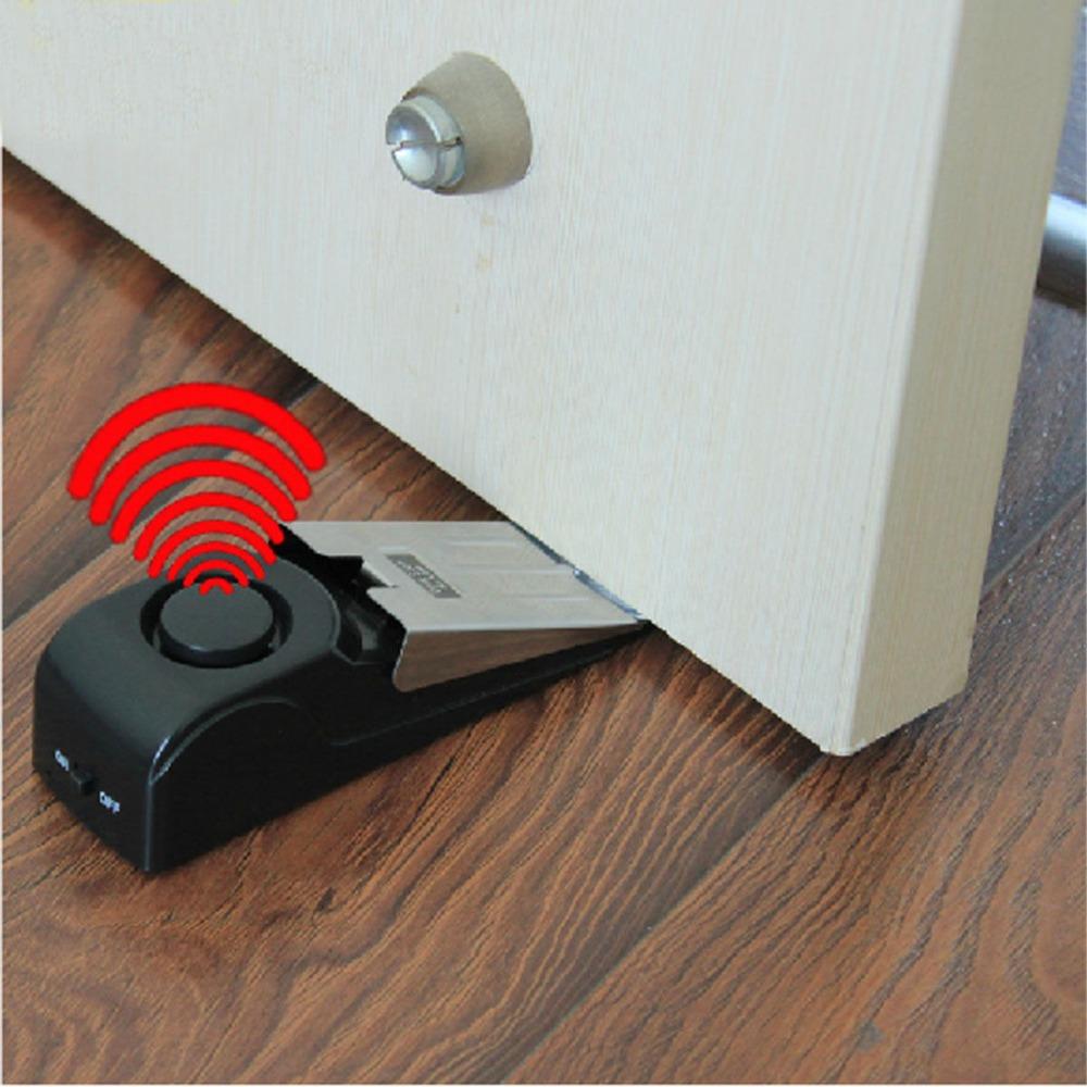 Door stop alarm 120 dB