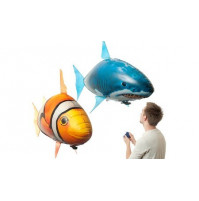 Radio Controlled Flying Fish