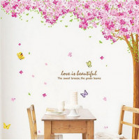 Children room wall sticker decall decor Love is beautyful