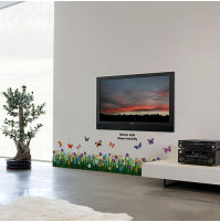 Room wall sticker decall Grass