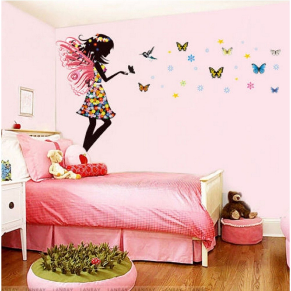 Children Room Wall Sticker Decall Decor Freyaideas For