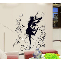 Children room wall sticker decall decor Freya