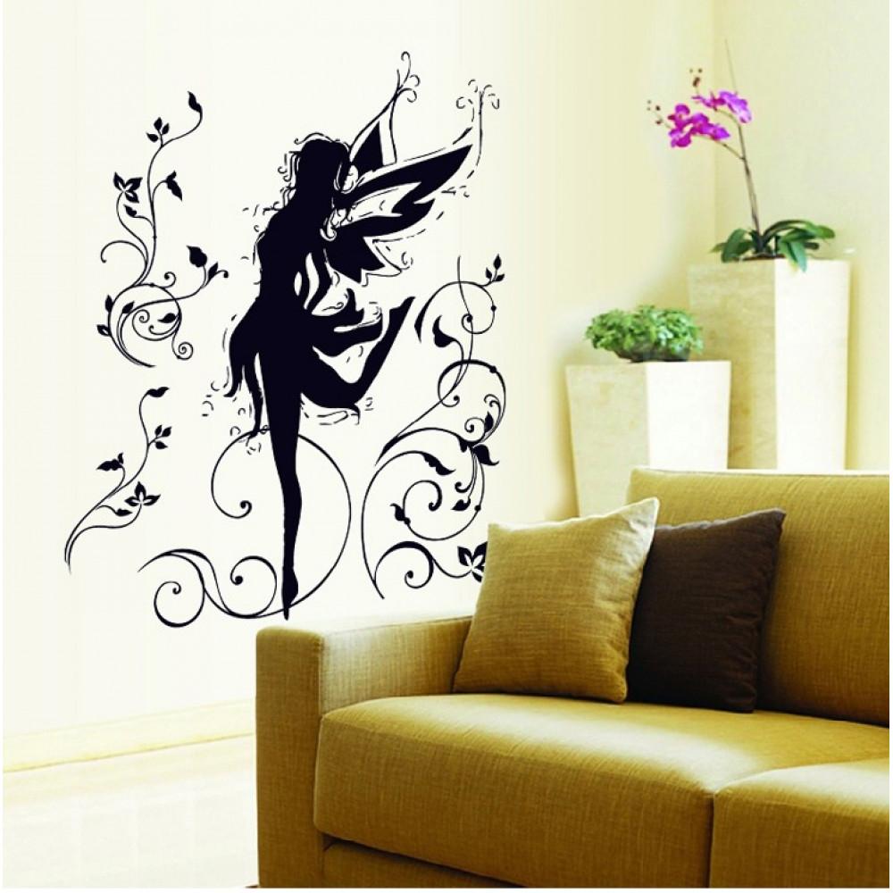 Children room wall sticker decall decor Freya