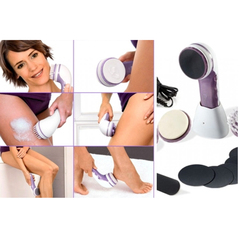derma seta massager and depilator