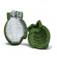 Silicone Form Hand Grenade