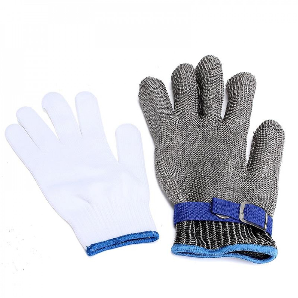 Stainless Steel Mesh Knife Protective Glove