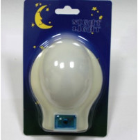 Night lamp with light sensor