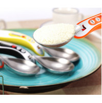 Kitchen Digital Scale Measuring Spoon 300g Capacity Tea Seasoning Digital Weighing Device with LCD