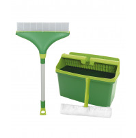 Mister Ti GLASS CLEANING DELUXE SET