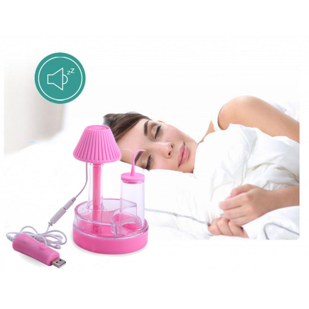 Nakts lampa - aromatizētājs un mitrinātājs