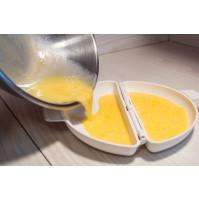 Perfect omlette maker